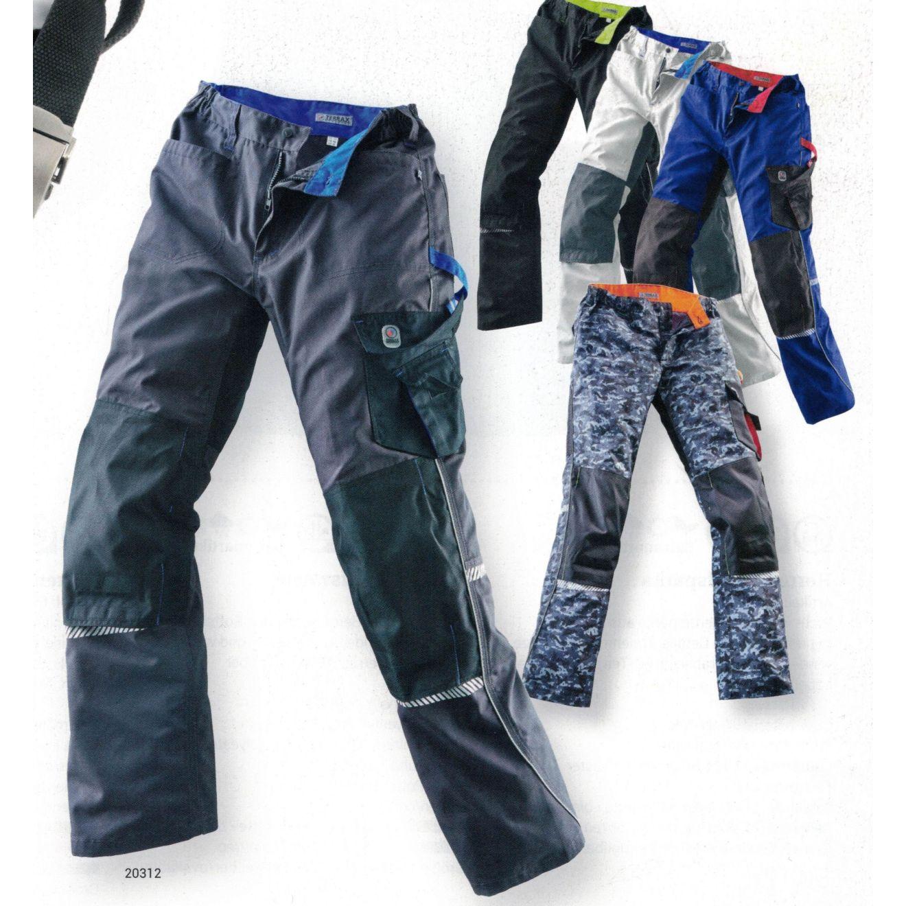 Terrax Workwear Sicherheitshalbschuh Grau Größe 44