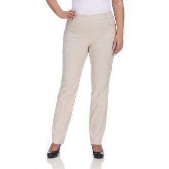 KjBRAND Quer Stretch Schlupf Jeans (mit Gürtel Schlaufe) SUSIE XS (schmale Oberschenkel & bequeme Leibhöhe) XXL Größe 38 58 in 2 Längen,